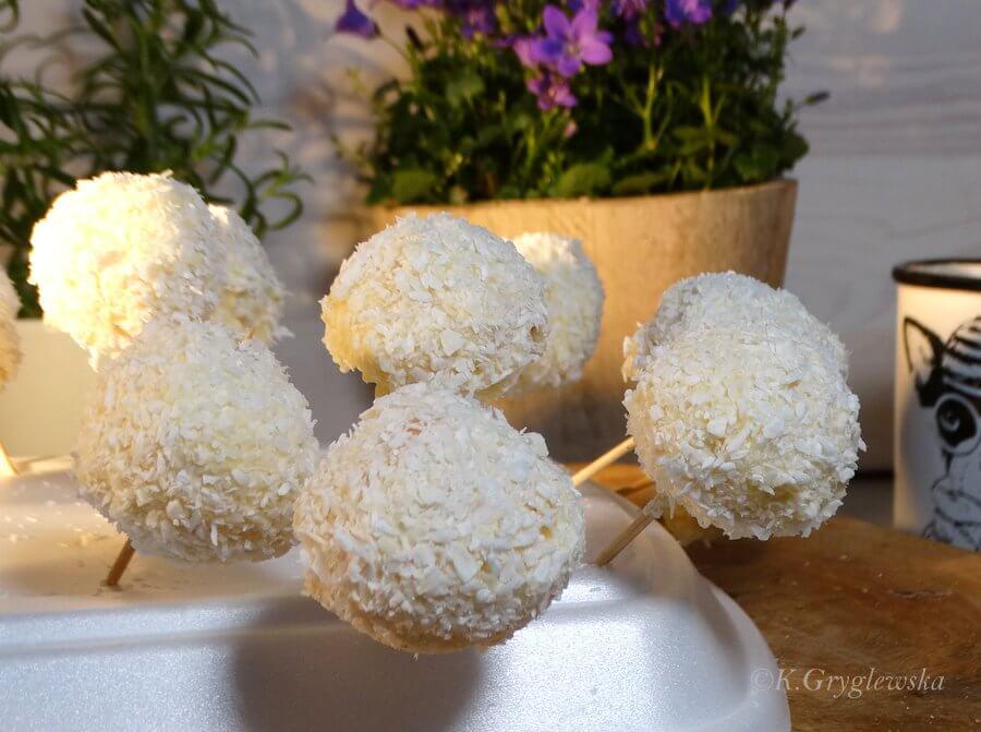 kokosowe ciastka
