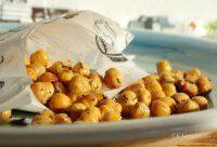 Chipsy z ciecierzycy