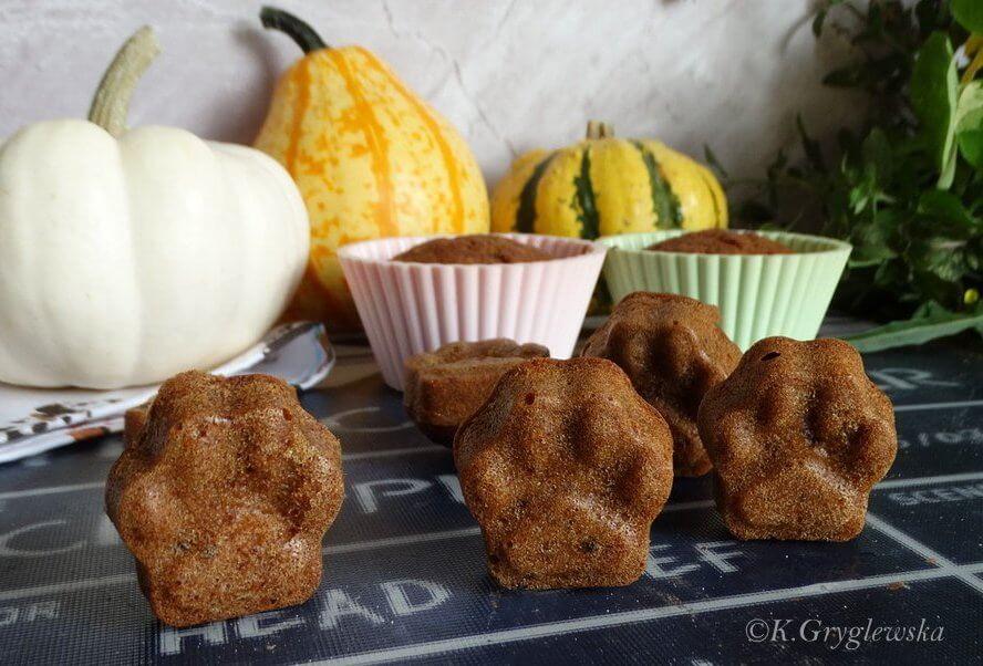 muffiny z dynia
