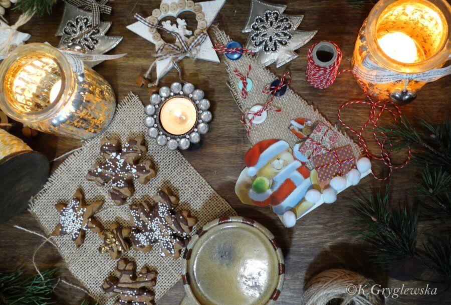 kartka świąteczna cardmaking