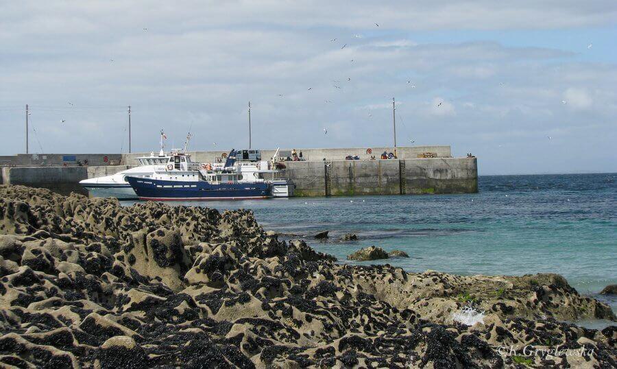 Wyspy Aran Inisheer