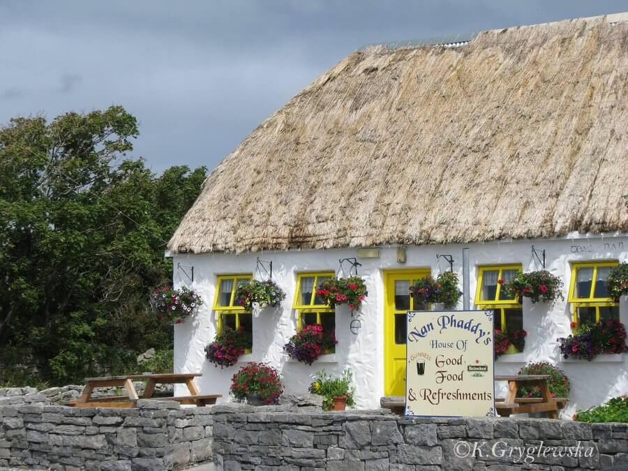 Wyspy Aran Inishmore