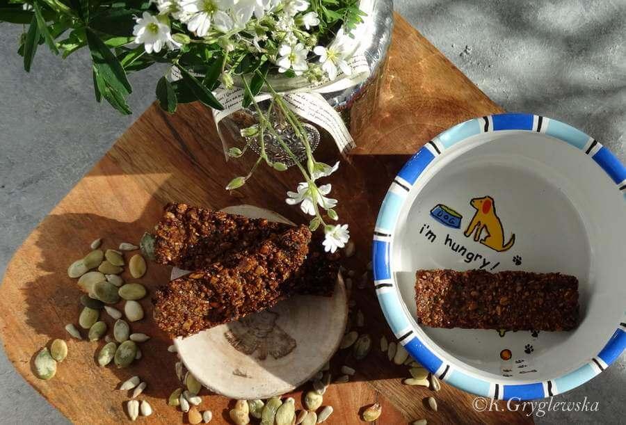 dietetyczne ciastka z mlodych marchewek
